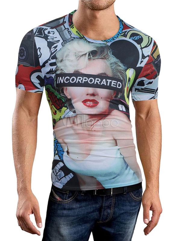 Модные мужские футболки 2010