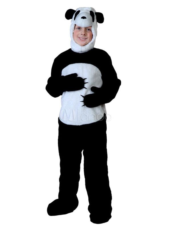 Костюм панда своими руками 5