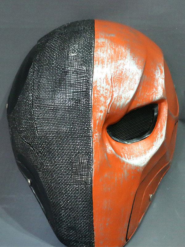 Как сделать жуткую маску
