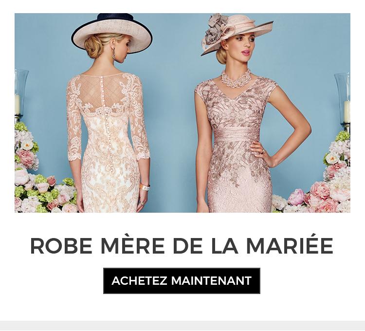 Robes de mère de mariée