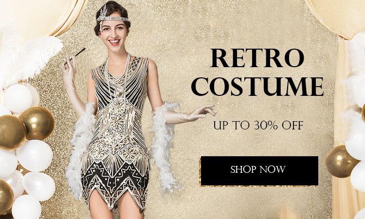 Retro Costumes