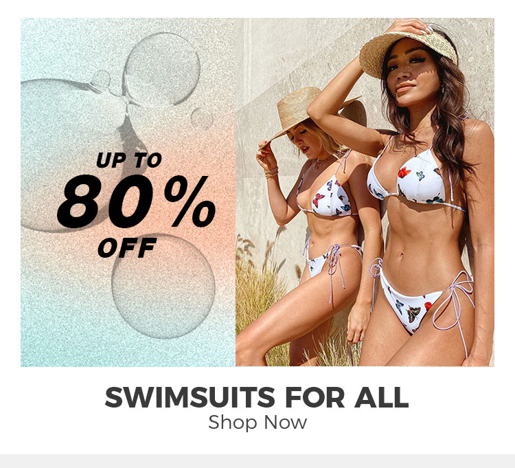 Swimsuits & Cover-Ups