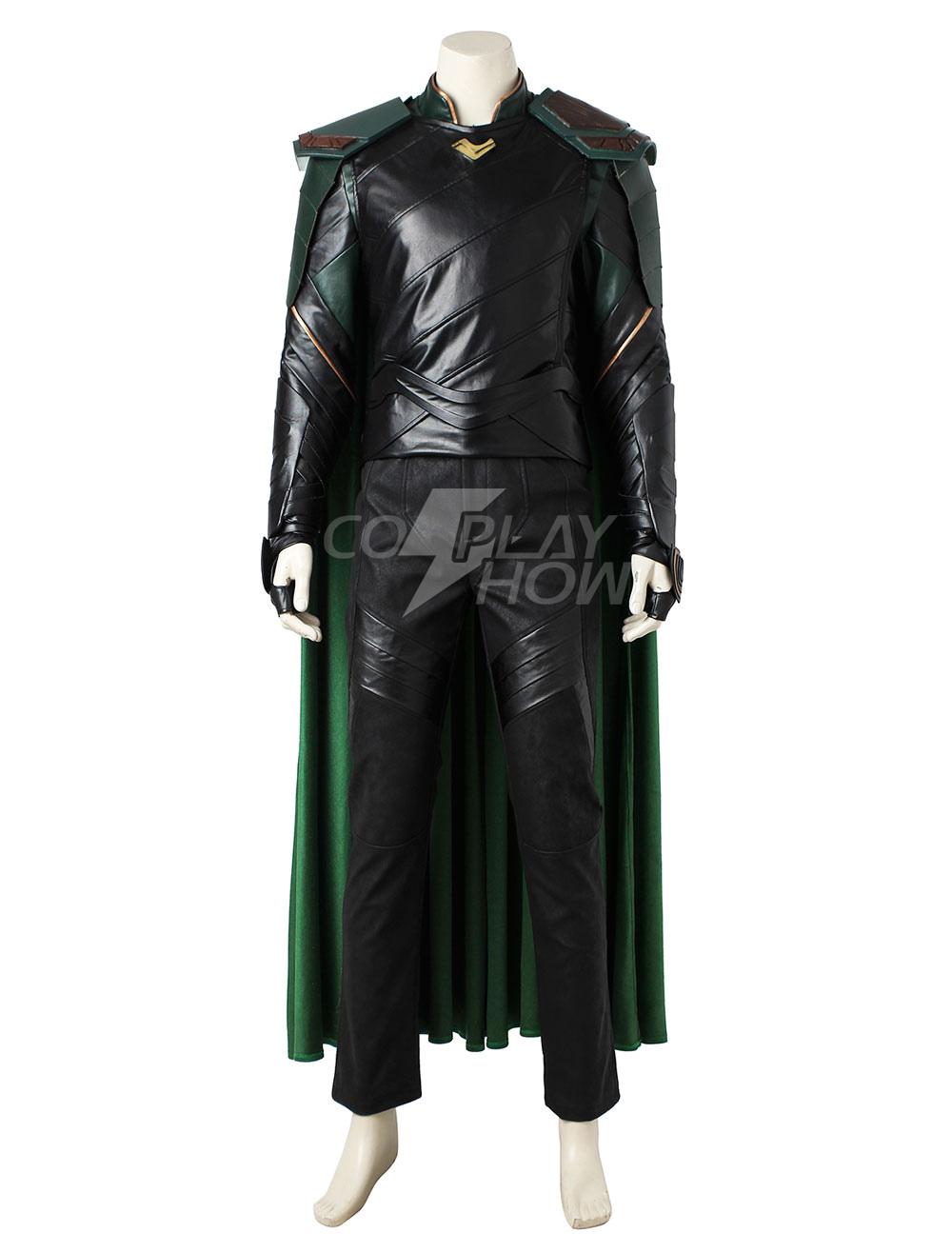 Thor Ragnarok Loki Marvel Comic Halloween Cosplay Costume