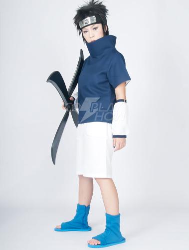 Naruto Uchiha Sasuke Cosplay Costume Halloween