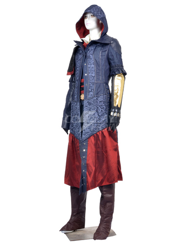 Inspired By Assassin S Creed Evie Frye Halloween Cosplay Costume