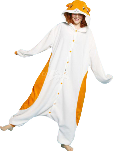 Kigurumi Pajamas American Hamster Onesie For Adult Cotton Cute Animal  Costume - cosplayshow.com 540dfb7e8