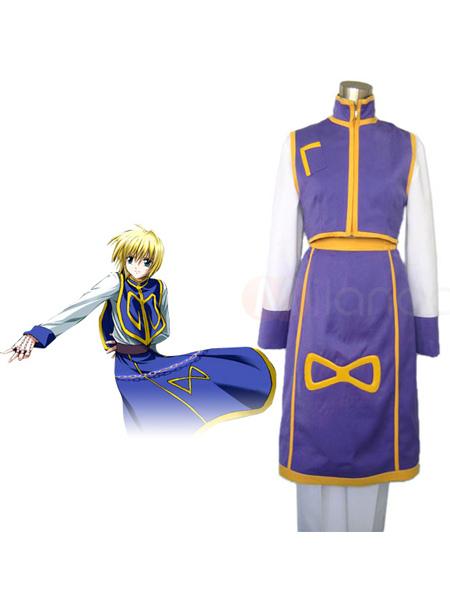 Hunter X Hunter Kurapika Cosplay Costume Anime Custom Made