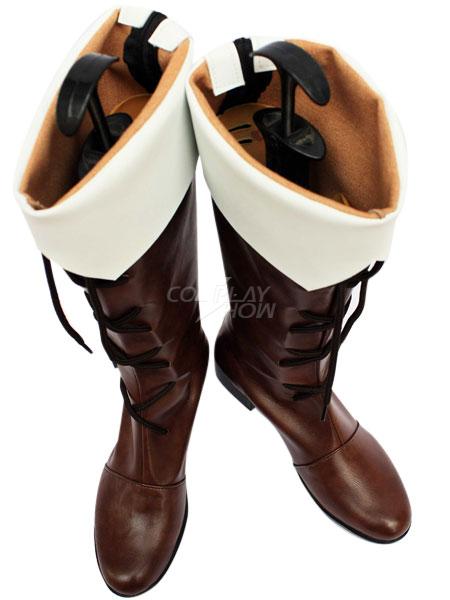 Axis Powers Hetalia Finland Tino Vainaminen Cosplay Show Boots shoes shoe boot