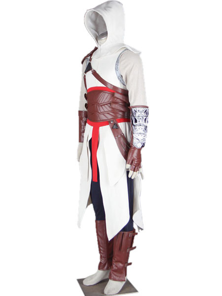 Inspired By Assassin S Creed Altair Halloween Cosplay Costume