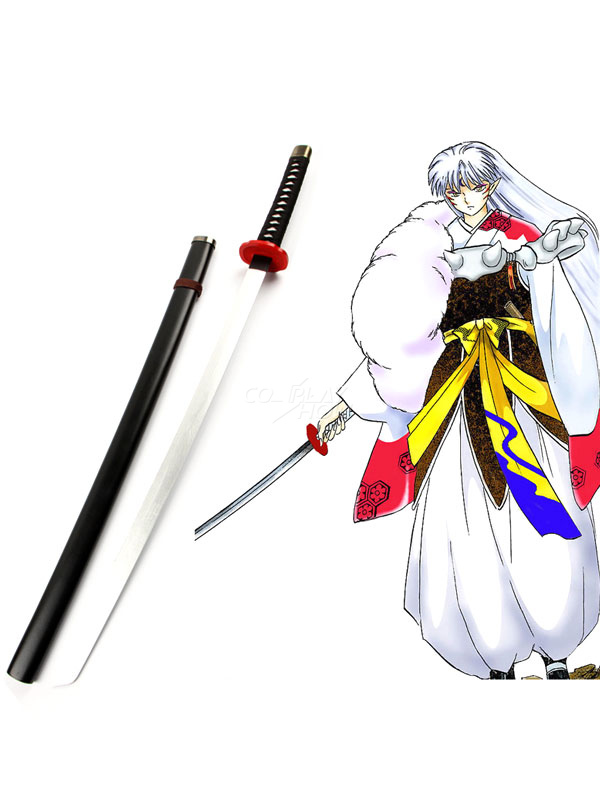 Inuyasha Sesshomaru Tenseiga Cosplay Weapon