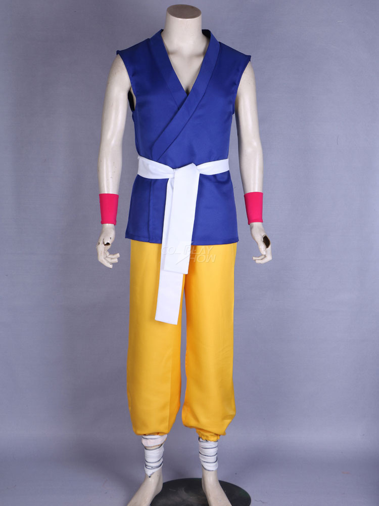 Dragon Ball GT Son Goku Cosplay Costume