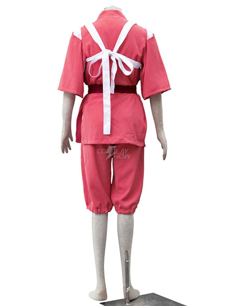 Spirited Away Cosplay Ogino Chihiro Suit Shounen Cosplay Costume Cosplayshow Com