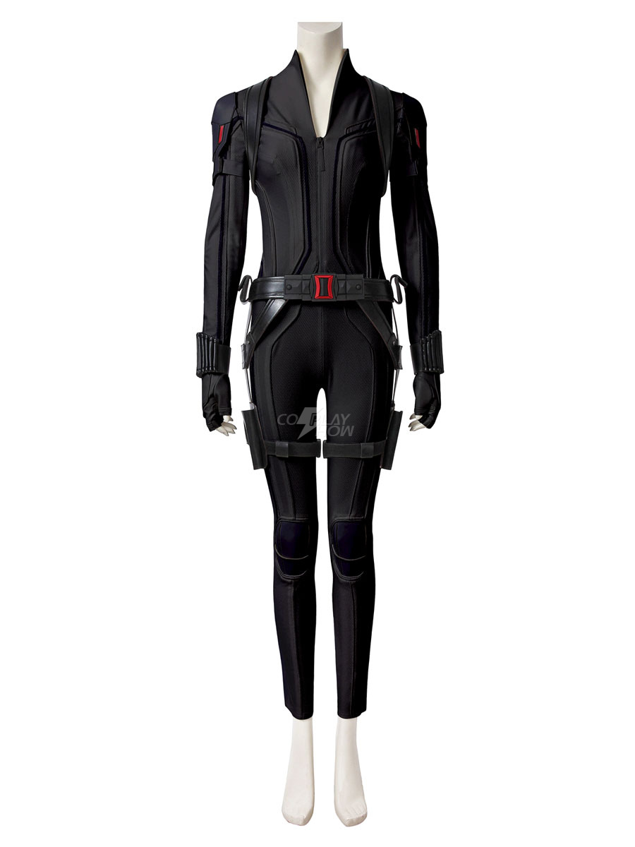Black Widow Film 2020 Cosplay Natasha Romanoff Pu Cosplay Costume