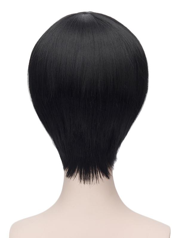 Tokyo Ghoul Kaneki Ken Halloween Cosplay Wig Cosplayshow Com