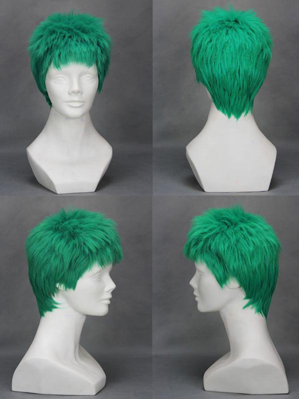 One Piece Roronoa Zoro Cosplay Wig