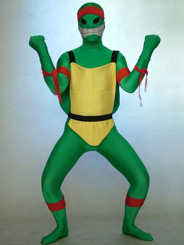 Teenage Mutant Ninja Turtles Cosplay Zentai Suit Cosplayshow Com