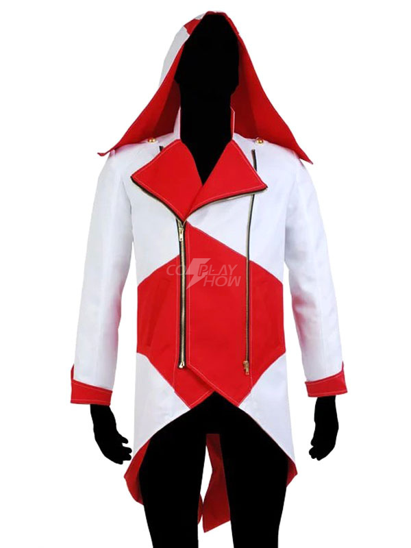 Assassin S Creed Cosplay Connor Costume Cosplayshow Com