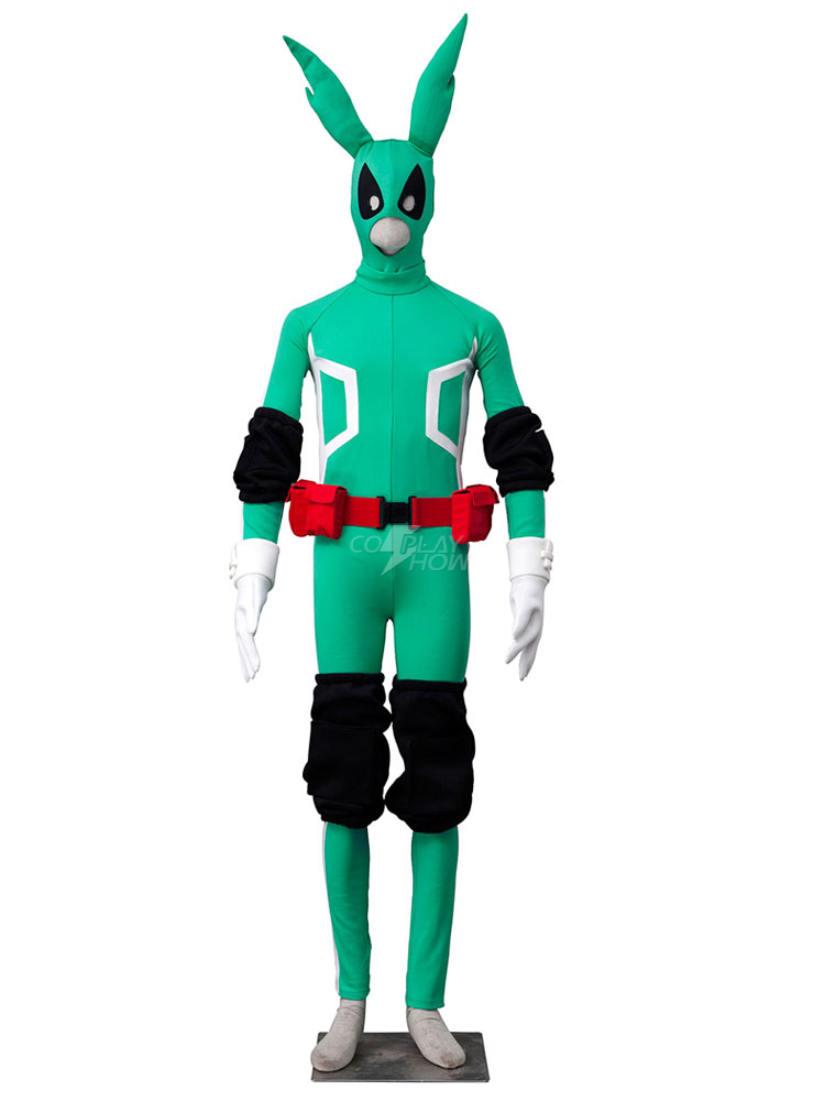 Midoriya Izuku My Hero Academia Boku no Hero Academia fighting Cosplay Costume A