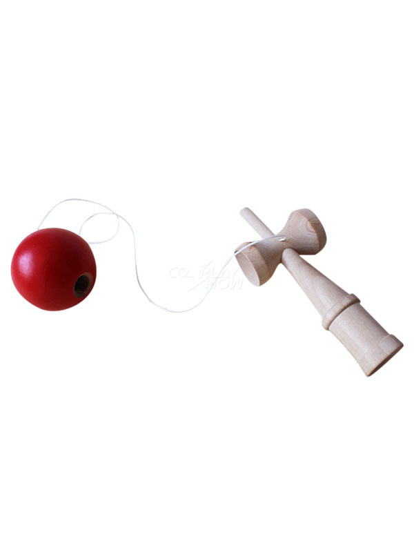 Kabaneri Of The Iron Fortress Mumei Kendama Anime Cosplay Weapons