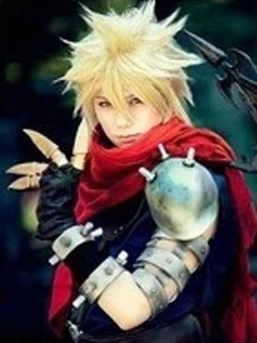 Naruto Namikaze Minato Final Fantasy