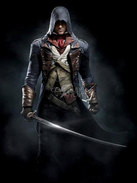 Inspired By Assassin S Creed Unity Arno Victor Dorian Halloween Cosplay Costume Cosplayshow Com