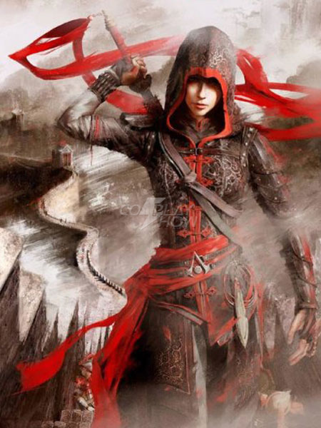 Inspired By Assassin S Creed Chronicles China Shao Yun Halloween