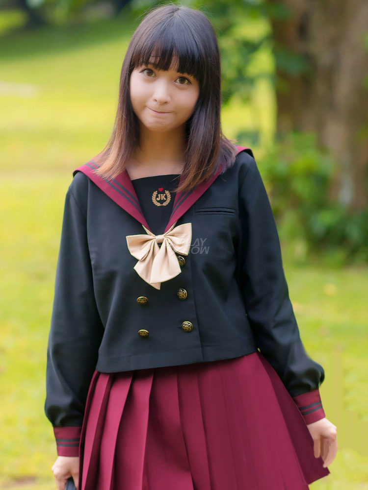 Japanese Anime School Uniform Kawaii School Girl Cosplay
