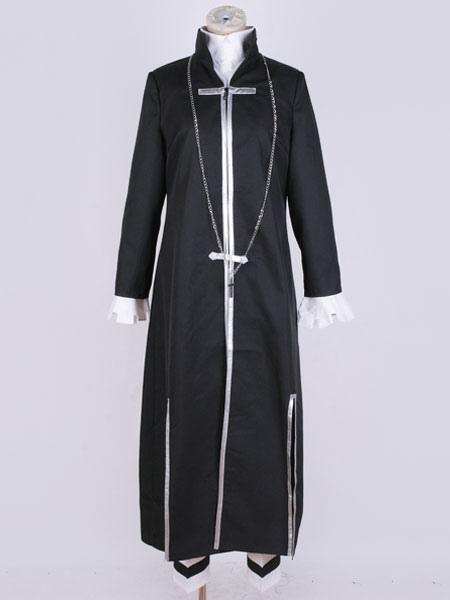 D.Gray Man Cosplay Japanese Anime Cross Marian Cosplay Costume Halloween
