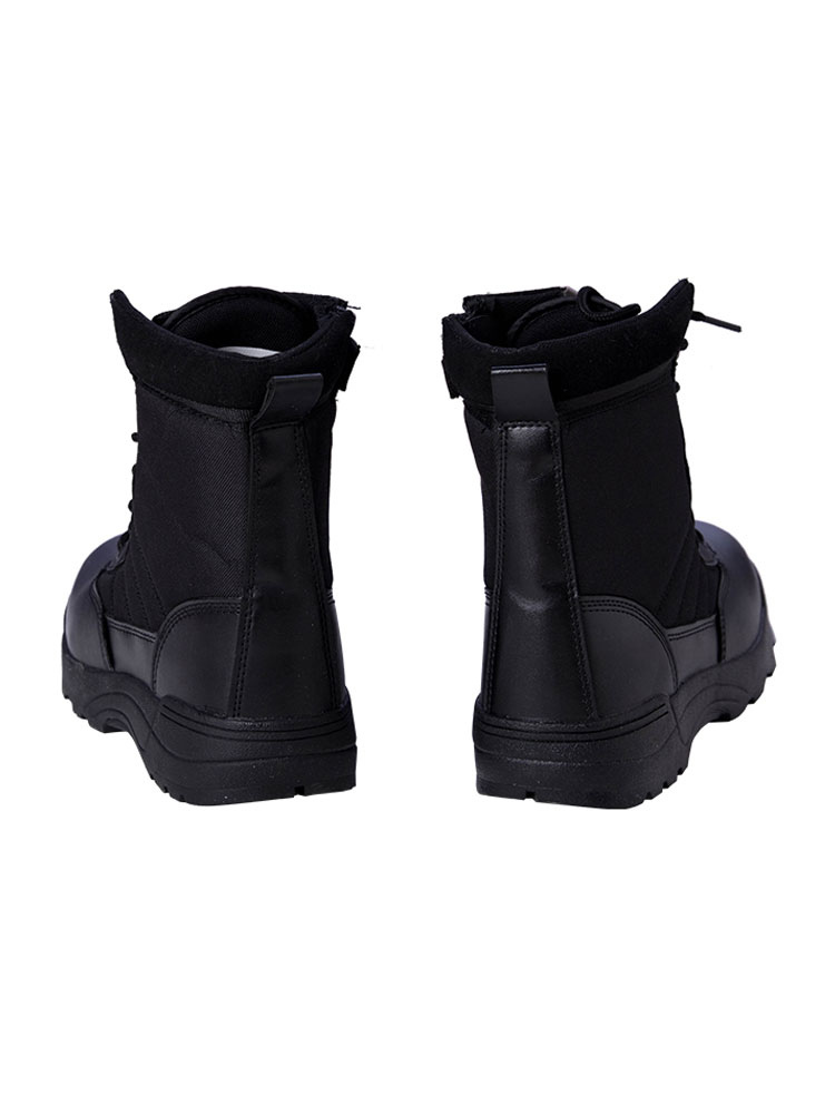 bb860a5f320 Spider Man Cosplay Black Spider Man: Into The Spider Verse Noir Cosplay  Boots Halloween