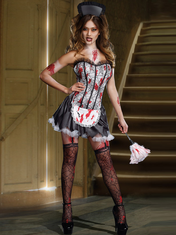 sc 1 st  CostumesLive : halloween maid costumes  - Germanpascual.Com