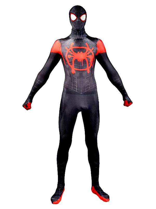 Heroscostume Spandex Lycra Costume Fullbody Zentai Halloween Cosplay Superhero Costume