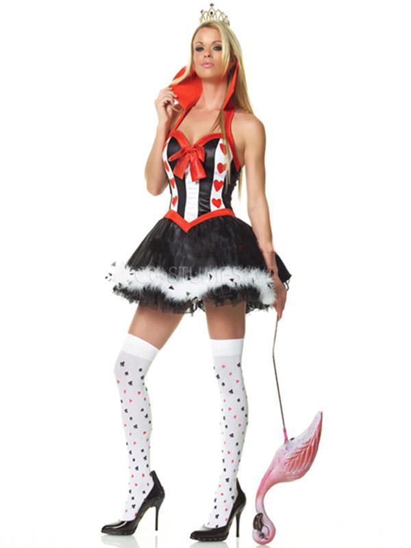 Halloween Matte Satin Women's Sexy Princess Costume - Costumeslive.com by  Milanoo