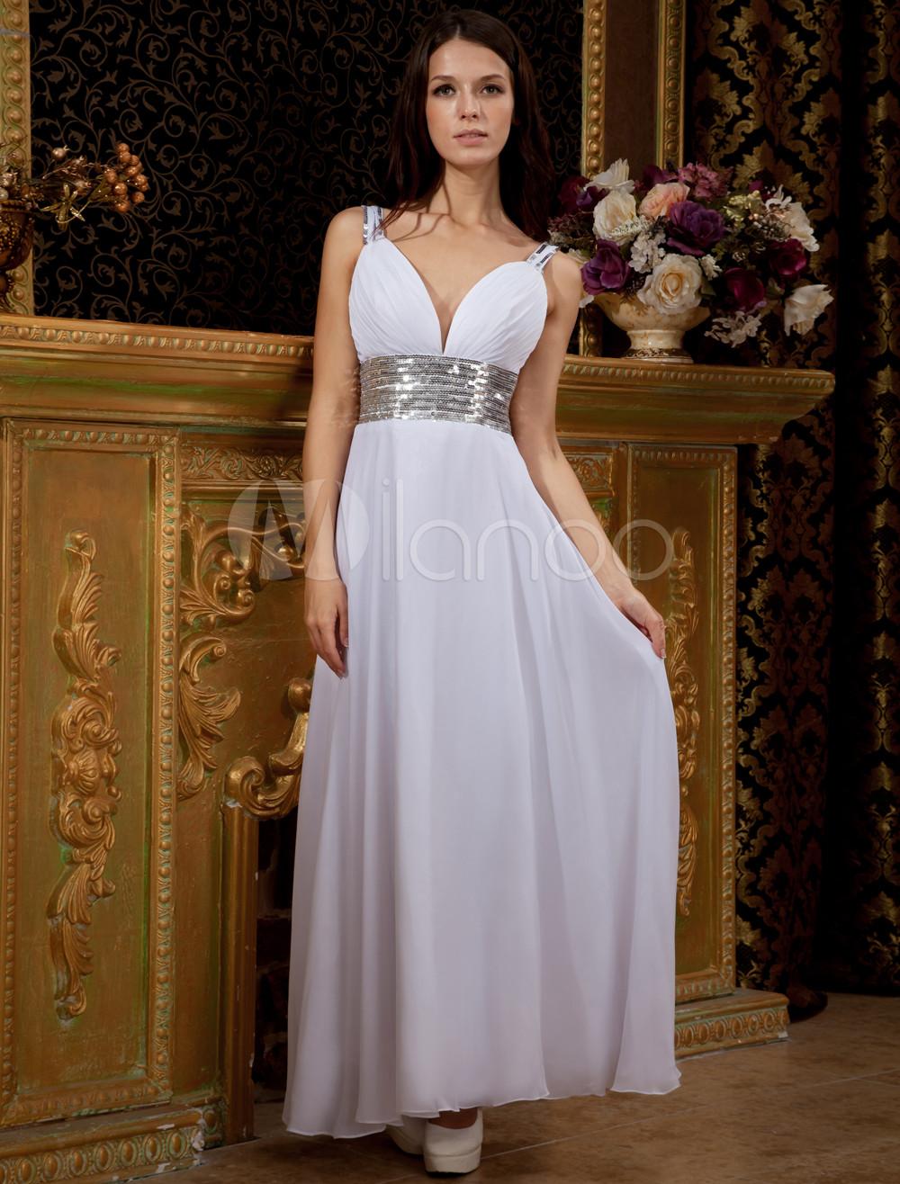 Vestidos de fiesta estilo imperial