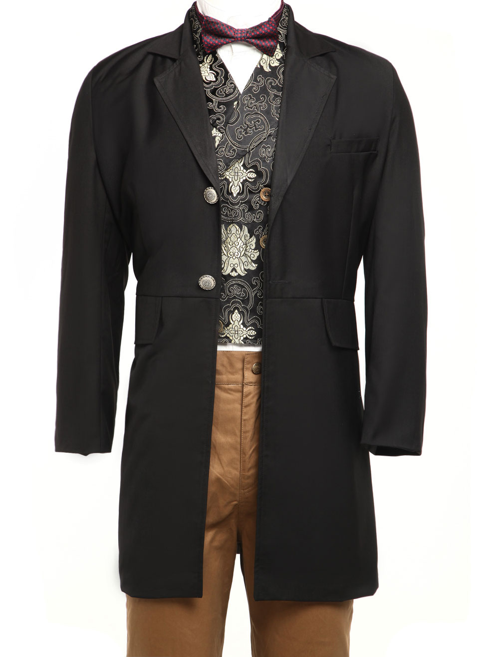 Men's Steampunk Coat