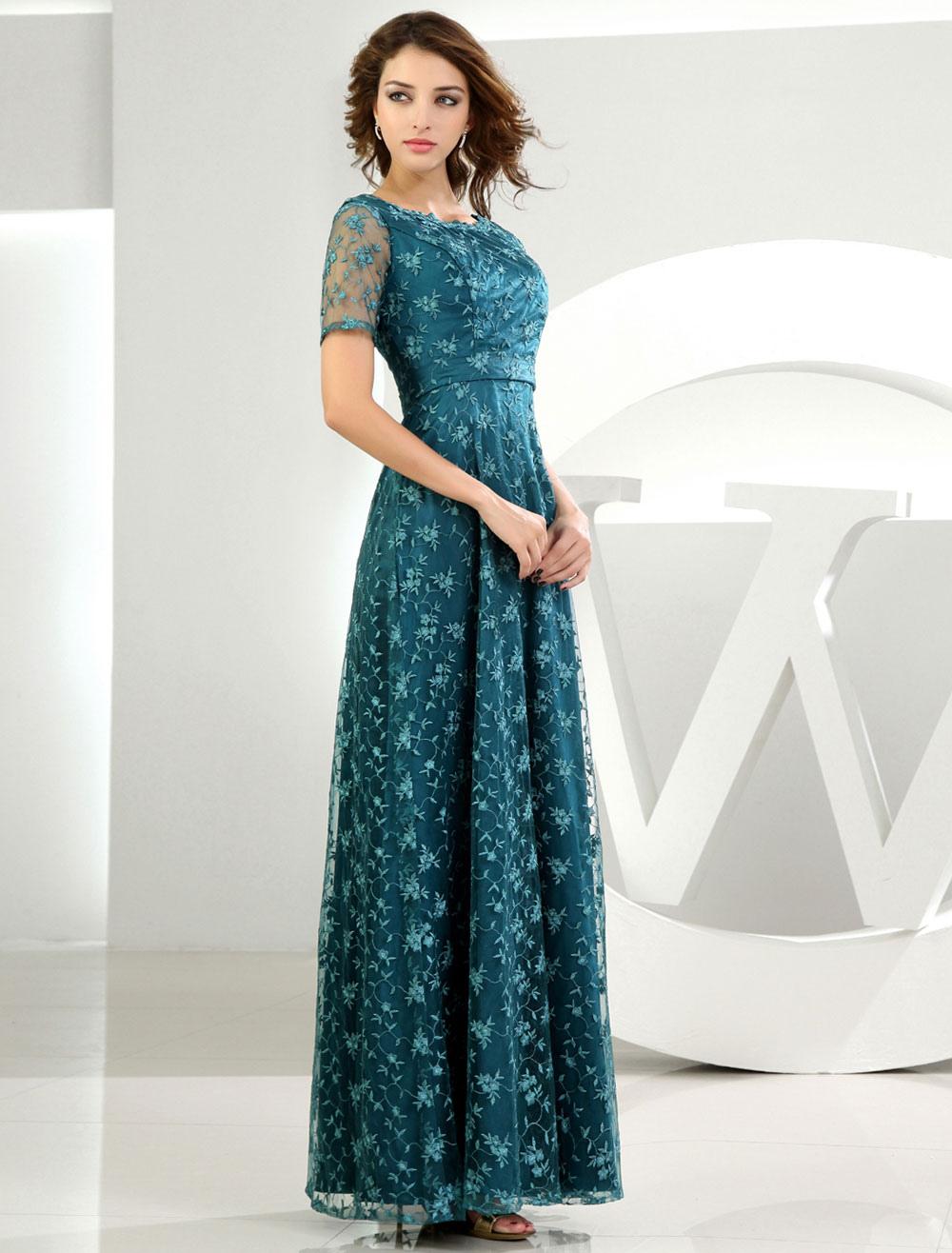 brautmutterkleider a-linie- abendkleider für hochzeit