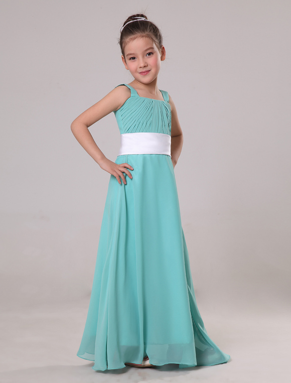 Full Length Junior Bridesmaid Dresses