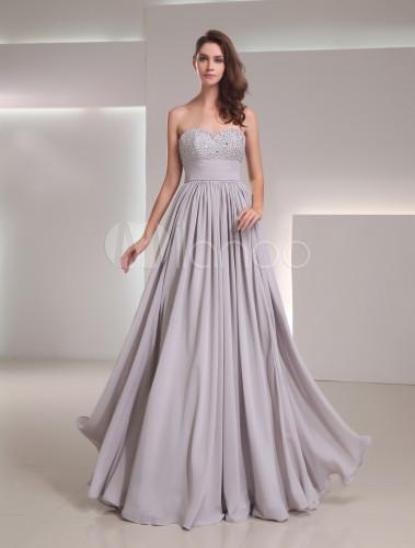 Elegant Chiffon Evening Dresses