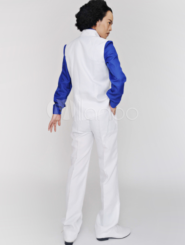 One Piece Film Strong World Aokiji Cosplay Costume One Piece Marines Cosplay  Halloween-No.