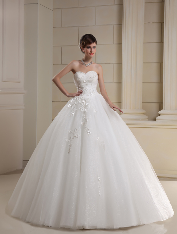 vestido de novia sin tirantes de tul vestido de novia flores