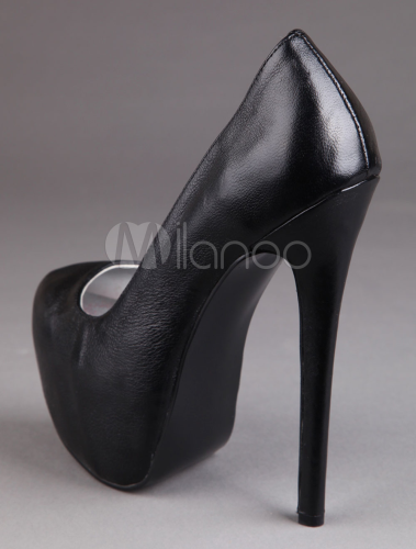 Zapato black withblack sexy