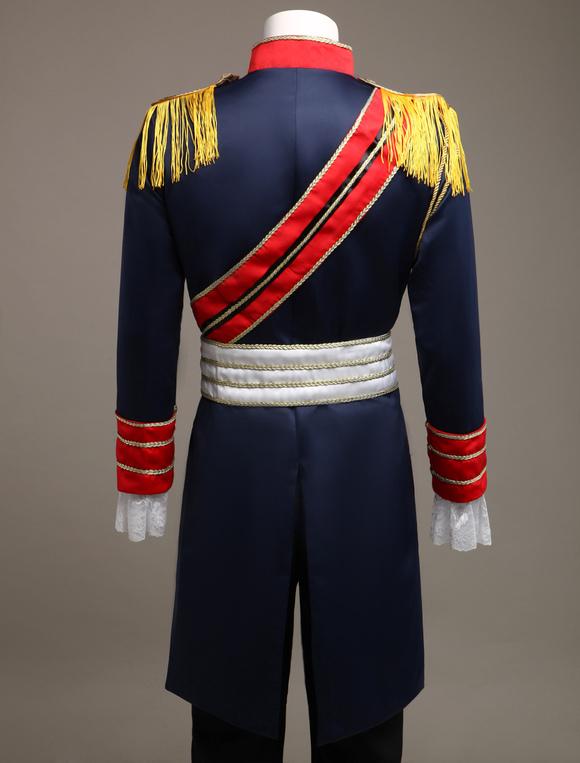 Royal Vintage Costume Men S European Retro Prince Charming