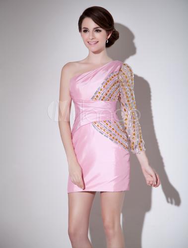 taffeta cocktail dresses