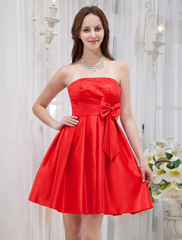 Les robes soiree mini