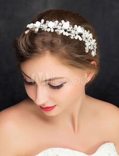 accessoires de cheveux perle imitation des femmes mariage. Black Bedroom Furniture Sets. Home Design Ideas