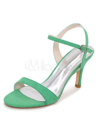 ... Vestito rosso sandalo Open Toe Stiletto Scarpe tacco alto Sandali donna con  cinturino regolabile-No ... fab82d58d9c