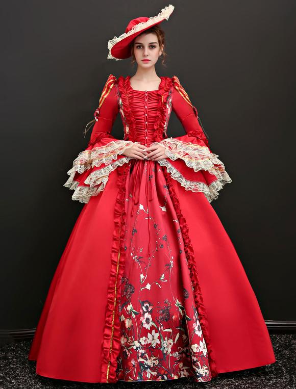 Victorian Era Dresses