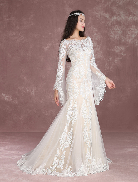 Mermaid Bridal Gowns 2018