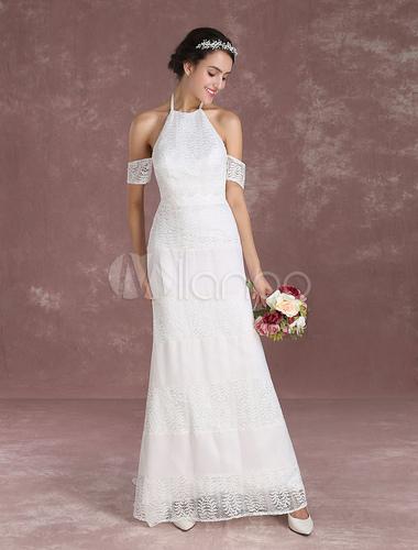 Kleid hochzeit boho