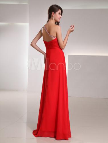 Vestiti Eleganti Scollati.Ri5df9c67 Abito Lungo Rosso Vestiti Eleganti Scollati Dietro