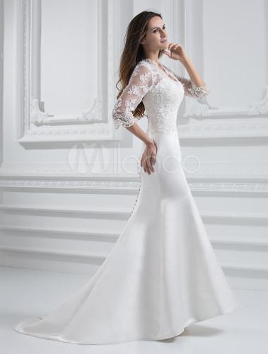 Vestidos de novia tipo reina
